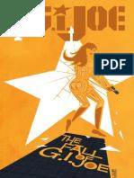 G.I. JOE #1 Preview