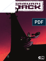 Samurai Jack #12 Preview