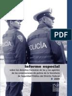 Los Derechos Humanos de Los Policias