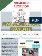 4. Evaluación Del Paciente