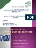 Capitulo 12 GESTIÓN DE LA ADQUISICIÓN DEL PROYECTO.pptx