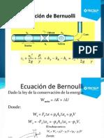 SEMANA 7 Ec Bernoulli