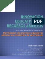 Práctica 4 Portafolio Presentación ARACELI