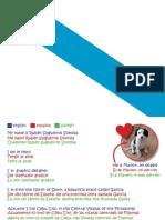 Charlas Culturales - Semana Internacional 2014 - Galicia por Sr. Ruben