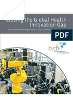 Closing The Global Innovation Gap. Bio Ventures for Global Health, 2007