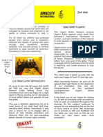 amnesty newsletter v1