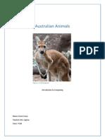 carey grace australian animals