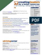 CBT Newsletter February 2014