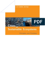 CITIES as Sustainable Ecosystems - Traducido