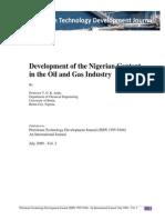 nigeria petroleum and economy