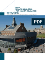 UnitedNationsGlobalCompactforHigherEducationInstitutions
