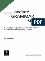 158392819 English Intermediate Grammar Games