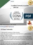 CCNA 200-120 Sample Question