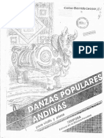 Garrido Lecca, Celso - Danzas Populares Andinas [Violin y Piano] (1)