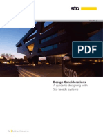 Sto Design Considerations Brochure