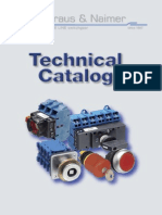 Technical Catalog 2008