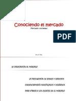 Intro. Neg. - 3 - Conociendo El Mercado