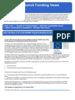 Stockport Funding News Sept 2014