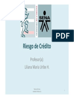 Power Point - Medicion Del Riesgo de Credito