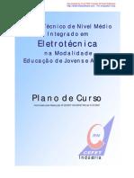 Tecnico Em Eletrotecnica EJA 2007
