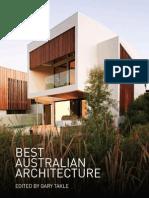 Best Australian Architecture