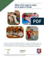 L'opposition et le corps à corps - Vers le judo à l'école.pdf