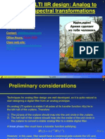 Lecture 10 - IIR LTI via transformations.ppt