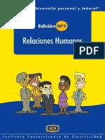 Relaciones Humanas Desarrollo Personal y Laboral