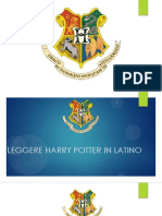 Harry Potter in Latino
