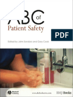 ABC of Patient Safety 1