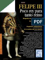 Felipe III. La Aventura de La Historia 09