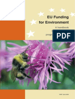 Eu Funding for Environment Web