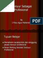 Insinyur Sebagai Profesional.ppt