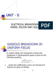 Protection & Switch GearUNIT II ppt