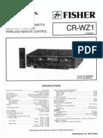 Fisher CRWZ1 Cass