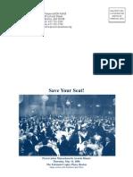 Preservation & People (PM Newsletter), Winter / Spring 2006