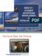 A. Sesi 01 Basic Concept Managerial Accounting