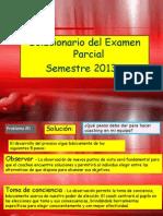 Solucionario Del Examen Parcial 2013A