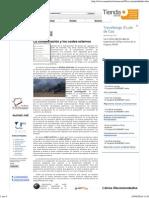 La Contaminación y Los Costes Externos