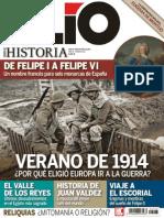Clio Historia de España - Julio 2014 - Valle de Los Reyes