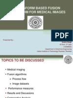 Transform Based Fusion Algorithm for Medical Images_updated