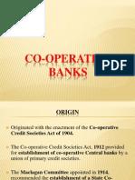 Operative Banks