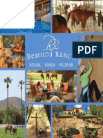 Remuda Ranch Brochure