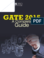 GATE 2015 a Complete Guide