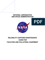 Reliability Centered Maintenance Guide for Facilities and Collateral Equipment
