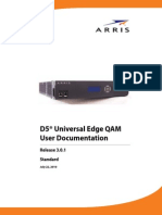 d5 Ueq User Doc 3 0 1 Std(Arris Ipqam d5用户手册)