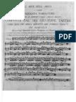 Partitura vioara Tartini