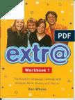 Extra English Workbook