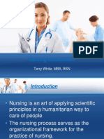Nursing Assessment for OR