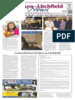Hudson~Litchfield News 9-26-2014